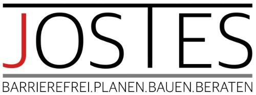 Logo Planungsbüro Jostes barrierefrei planen, bauen, beraten